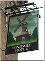 SD7802 : The Windmill Hotel by Ian S