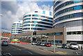 SP0383 : Queen Elizabeth Hospital by N Chadwick