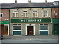 SJ8492 : The Turnpike on Wilmslow Road by Ian S