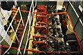 TM5492 : Mincarlo Trawler - AK Diesel Engine by Ashley Dace