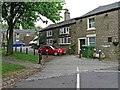 SK0295 : Marsden Street, Hadfield Road, Hadfield by L S Wilson