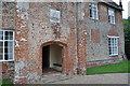 TM3366 : Bruisyard Hall by Ashley Dace