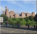 NH6645 : Inverness Castle by Rob Farrow