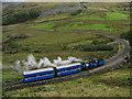 SH5752 : Welsh Highland Railway near Rhyd Ddu : Week 37
