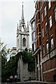 TQ3380 : St Dunstan in the East, London by Peter Trimming
