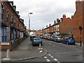 SP0884 : Hendon Road from Wilton Road by Peter Whatley