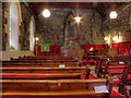 SN1300 : Inside St Julian's Church by David Dixon