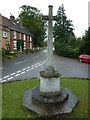 SP9030 : St. Mary the Virgin, Great Brickhill: war memorial by Basher Eyre