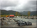NY3204 : Elterwater Slate Quarry, Great Langdale by Karl and Ali