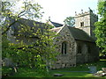 SE5312 : St Helen's Church, Burghwallis by JThomas