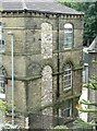 SE1408 : Detail of Ribbleden Mills, Holmfirth by Humphrey Bolton