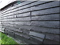 TL6149 : Tar Coated Wood by Keith Evans