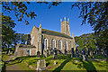 NJ9403 : Nigg church by Alan Findlay