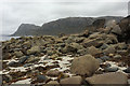 NB0014 : Rocks on the beach at Rubh' an Tighe by Rob Burke