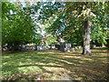 TQ3374 : The Old Burial Ground, Dulwich Village by Marathon
