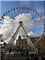 SJ8398 : The Manchester Wheel by David Dixon
