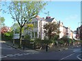 TQ4376 : Houses on Eaglesfield Road, SE18 by Derek Harper