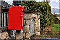 J2764 : Letter box, Lisburn by Albert Bridge