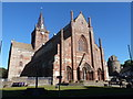 HY4410 : Kirkwall: St. Magnus cathedral by Chris Downer