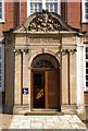 TL1507 : St Albans High School for Girls - main entrance by Ian Capper