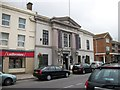 TQ2105 : Old Town Hall High Street, Shoreham-by-Sea by PAUL FARMER