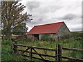 NH6152 : Barn near Tore by Richard Dorrell
