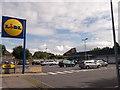 TQ3771 : Lower Sydenham Lidl's Supermarket by David Anstiss