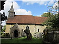 TQ3355 : St Lawrence Church, Caterham by Richard Rogerson