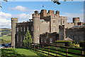 NT1736 : Stobo Castle by Jim Barton