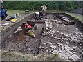 ST3390 : Archaeological excavations, Caerleon [6] by Robin Drayton