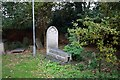 TQ1587 : St Mary, Church Hill, Harrow on the Hill - Churchyard by John Salmon