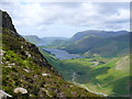 NY1815 : The Buttermere valley by Nigel Depledge
