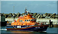 D1241 : Portrush lifeboat, Ballycastle by Albert Bridge
