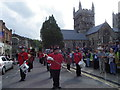 SZ0099 : Dorset Youth Marching Band by Miss Steel