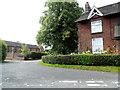 SJ8360 : Beginning of Brook Lane, Brownlow Heath by nick macneill