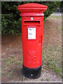 TM3247 : RAF Camp Postbox by Adrian Cable