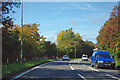 TQ4562 : Bend on the A21 by Robin Webster