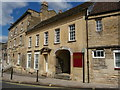 ST8260 : Bradford-on-Avon - The Old Baptist Chapel by Chris Talbot