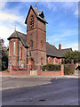 SJ8488 : St James' Parish Church, Gatley by David Dixon