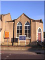 TQ3268 : Clifton Gospel Hall, Whitehorse Lane, Thornton Heath by Christopher Hilton