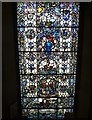 NT2676 : War Memorial window, Trinity House by kim traynor