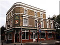 TQ3478 : The Queen Victoria, public house Bermondsey by David Anstiss