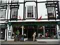 SH7877 : Conwy Outdoor Shop - 9 Castle Street, Conwy by Phil Champion