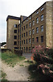 SE1215 : Burdett Mill, Milnsbridge by Chris Allen