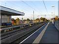 SJ8591 : Burnage Rail Station by David Dixon