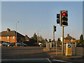 SJ8887 : Ladybridge Road/Adswood Road Junction by David Dixon