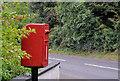 J4875 : Letter box, Newtownards by Albert Bridge