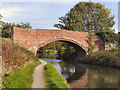 SJ7387 : Bridgewater Canal, Dunhamtown Bridge by David Dixon