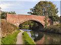 SJ7387 : Bridgewater Canal, Dunhamtown Bridge by David Dixon