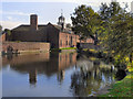 SJ7387 : Dunham Massey Carriage House by David Dixon